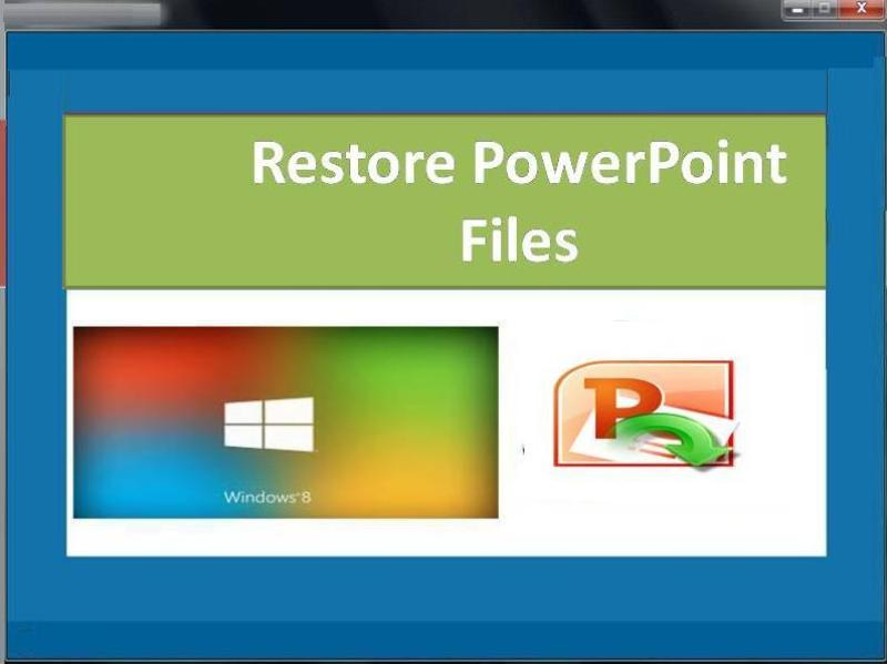 Best tool to rescue PowerPoint files